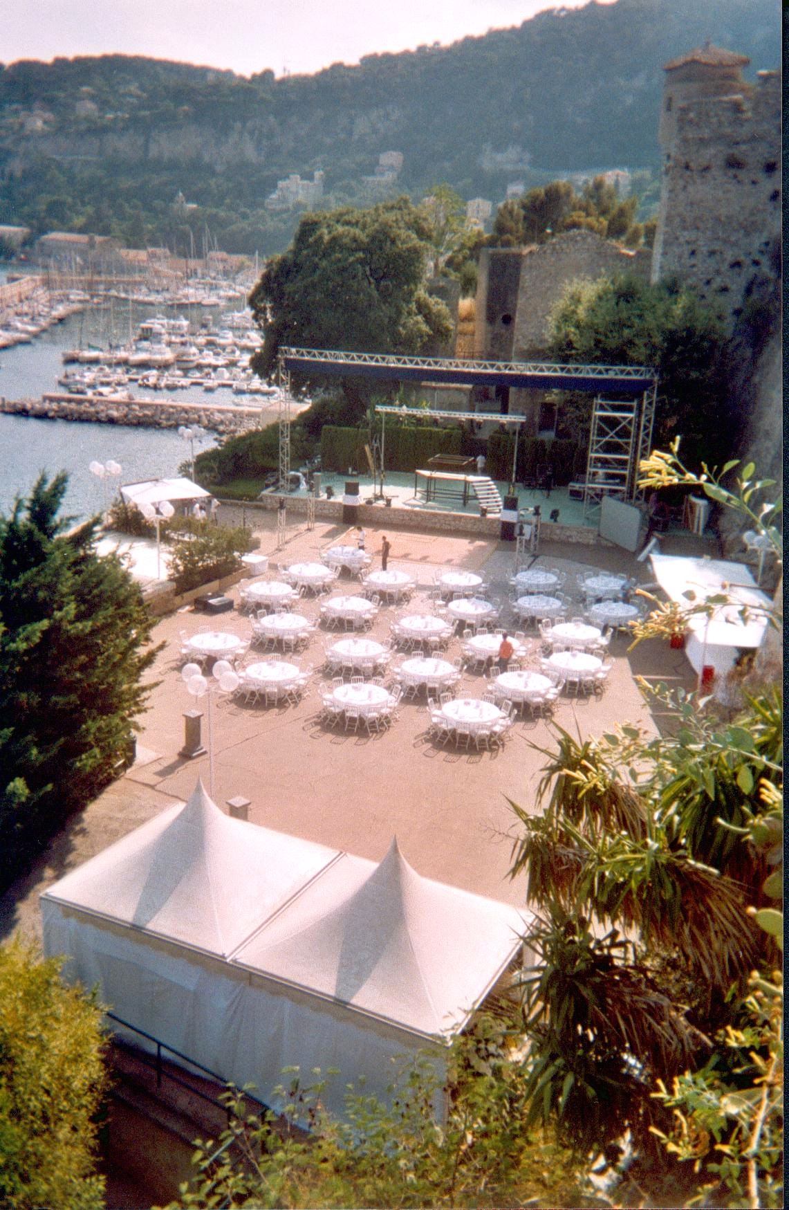 Photo gallery office de tourisme de villefranche sur mer for Piscine villefranche