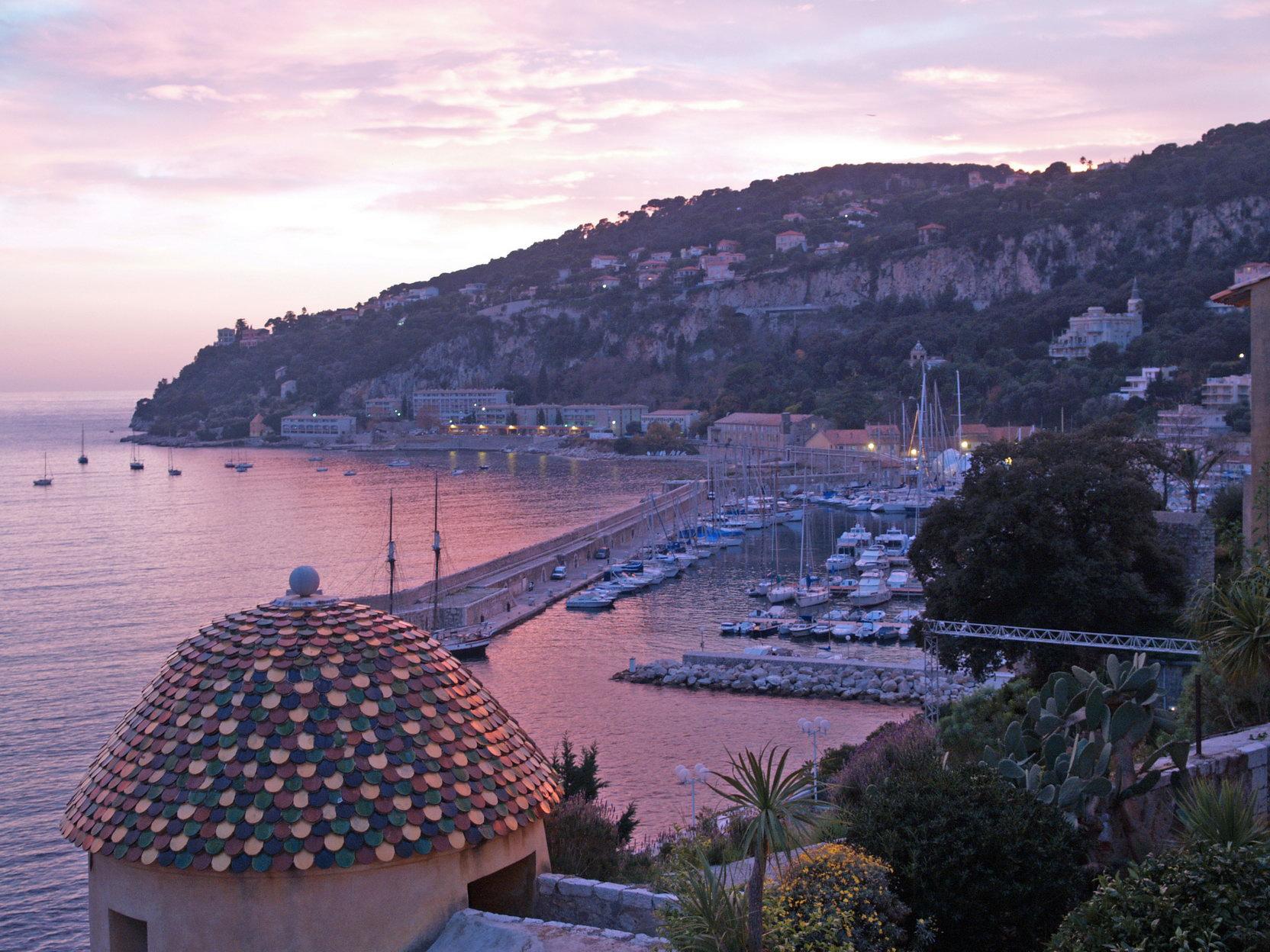 Office de tourisme de villefranche sur mer - Port de la darse villefranche sur mer ...