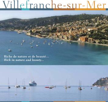 Download our brochure office de tourisme de villefranche - Office de tourisme villefranche sur mer ...