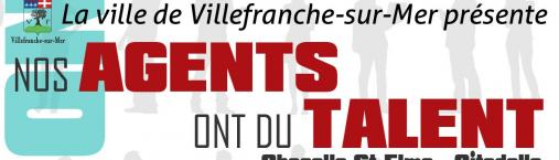 Exposition : « Nos Agents ont du talent! »