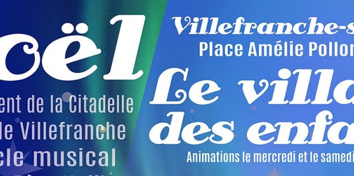 Noël à Villefranche-sur-Mer – Du 7 au 22 décembre 2019