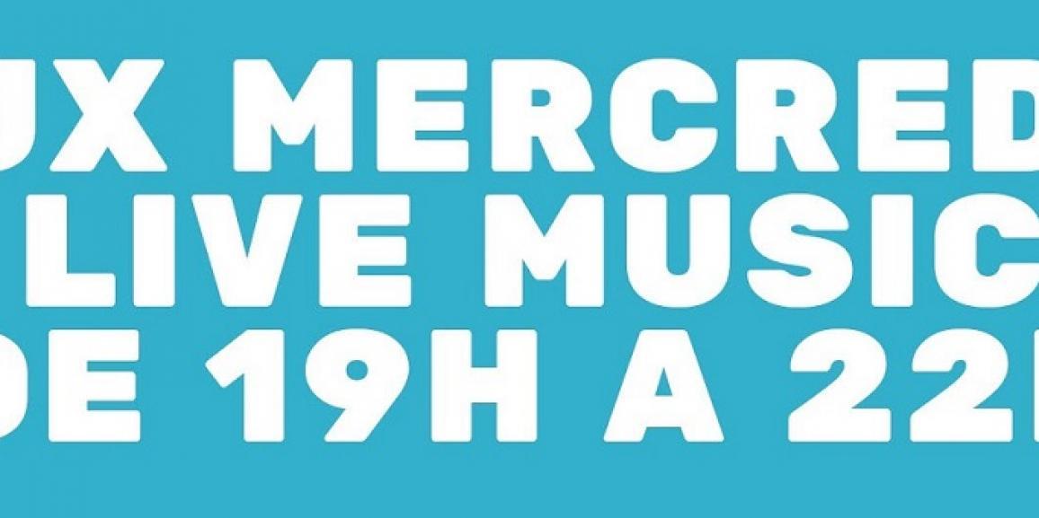 Mercredis live music