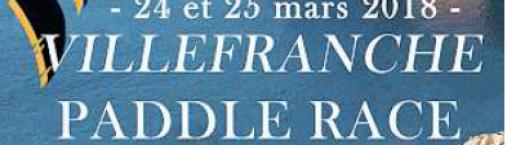 Villefranche Paddle Race
