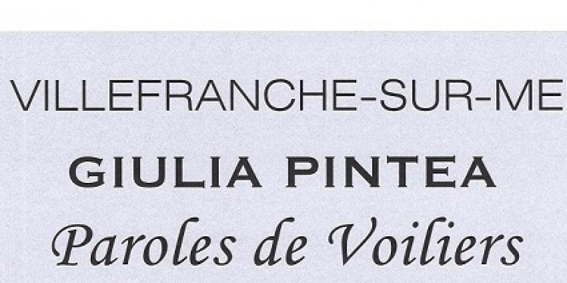 exposition Giulia PINTEA