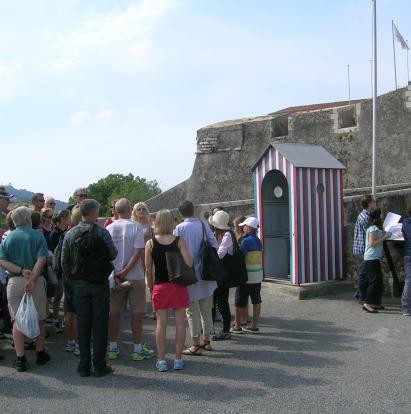 Nos visites guid es office de tourisme de villefranche - Office de tourisme villefranche sur mer ...