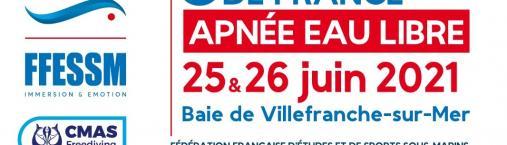 8ème édition du Championnat de France d'apnée Eau libre.