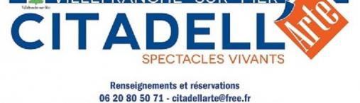 Citadell'Arte 2019 : spectacles vivants