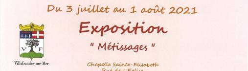"""Exposition """"Métissages"""" – Brigitte Gaudou & Geneviève Bozec"""