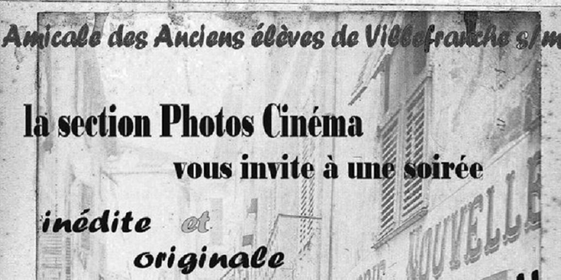 La photographie des origines à Villefranche ou de Nicéphore Nièpce à André Mansueti