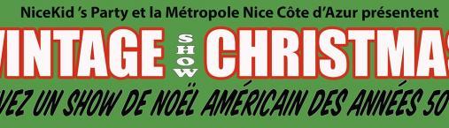 Vintage show Christmas