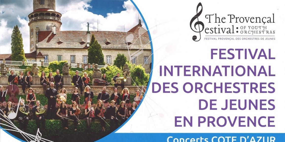 Festival International des Orchestres de Jeunes en Provence