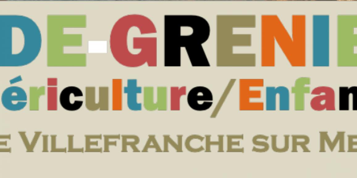 Vide-grenier puériculture / enfants