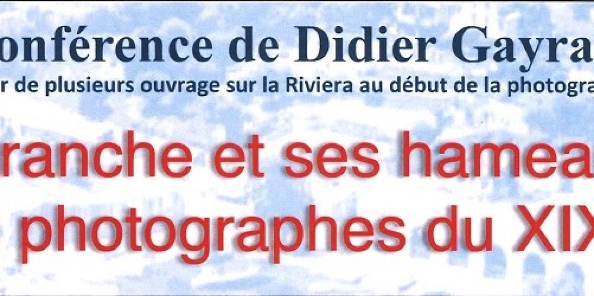 Villefranche et ses hameaux vus par les photographes du XIXe siècle