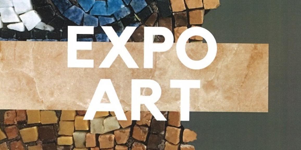 "VERNISSAGE & EXPO ART – ""Traces de marbre"" de KOBA"