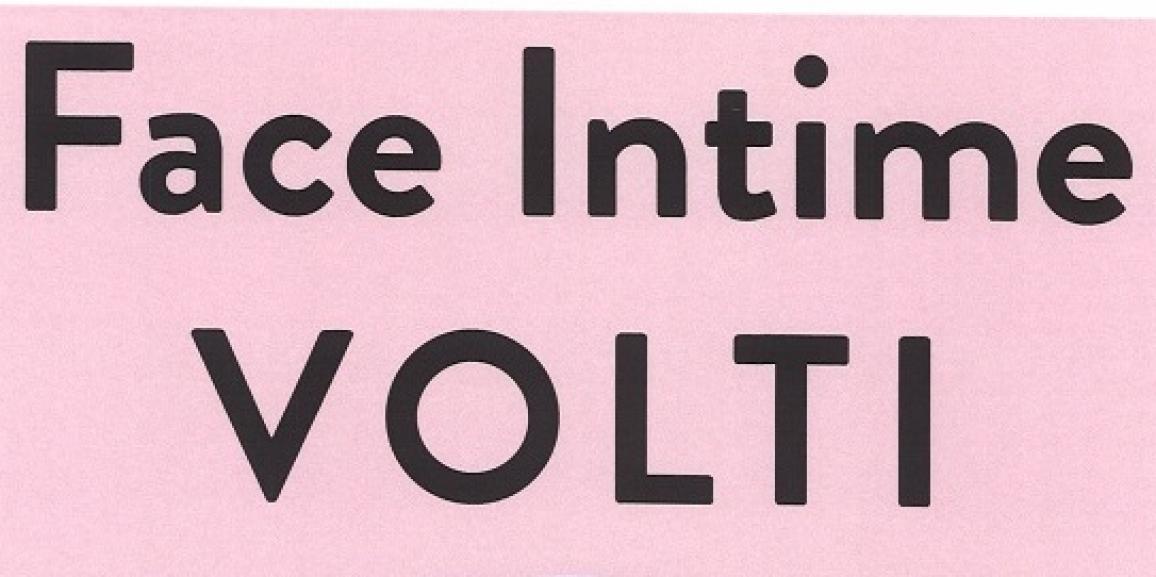 Exposition «la Face intime de Volti»