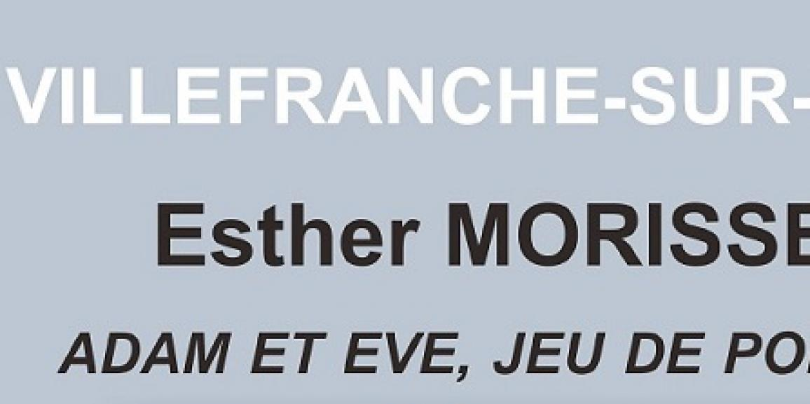 exposition Esther MORISSE