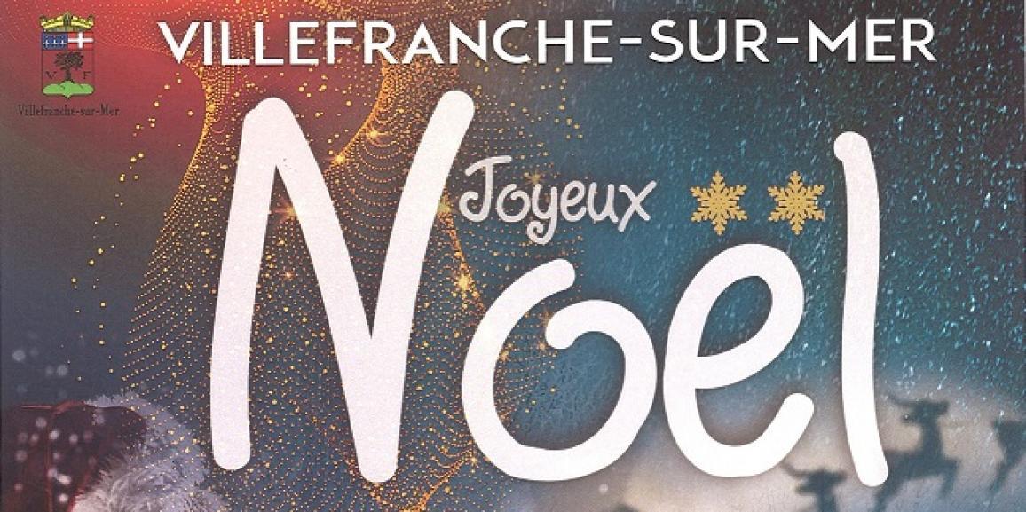 Noel à Villefranche/Mer