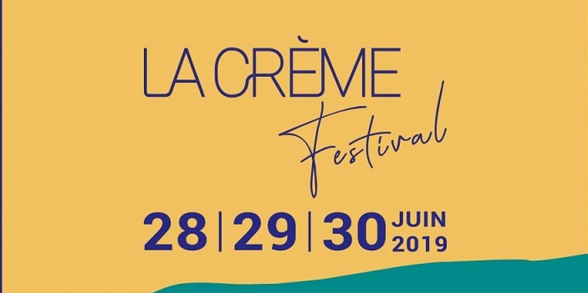 LA CRÈME festival