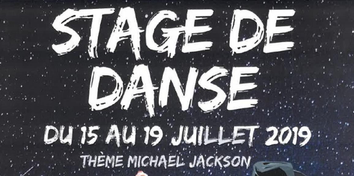 Stage de danse Michael Jackson