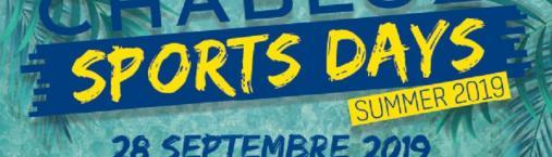 CHABLOZ SPORTS DAY