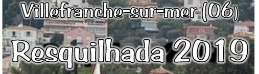 RESQUILHADA édition 2019 !