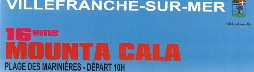 16 ème Mounta Cala