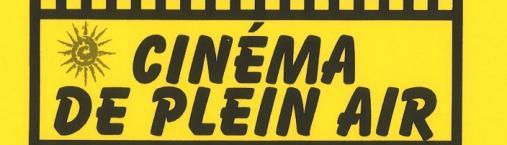 Cinéma de plein air